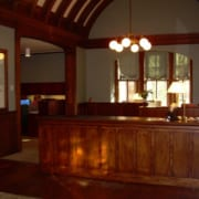 Entry-Desk
