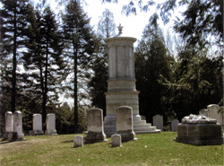 sprague-monument